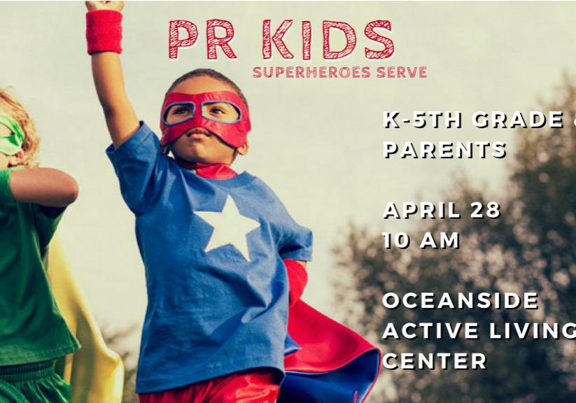 PR Kids Oceanside