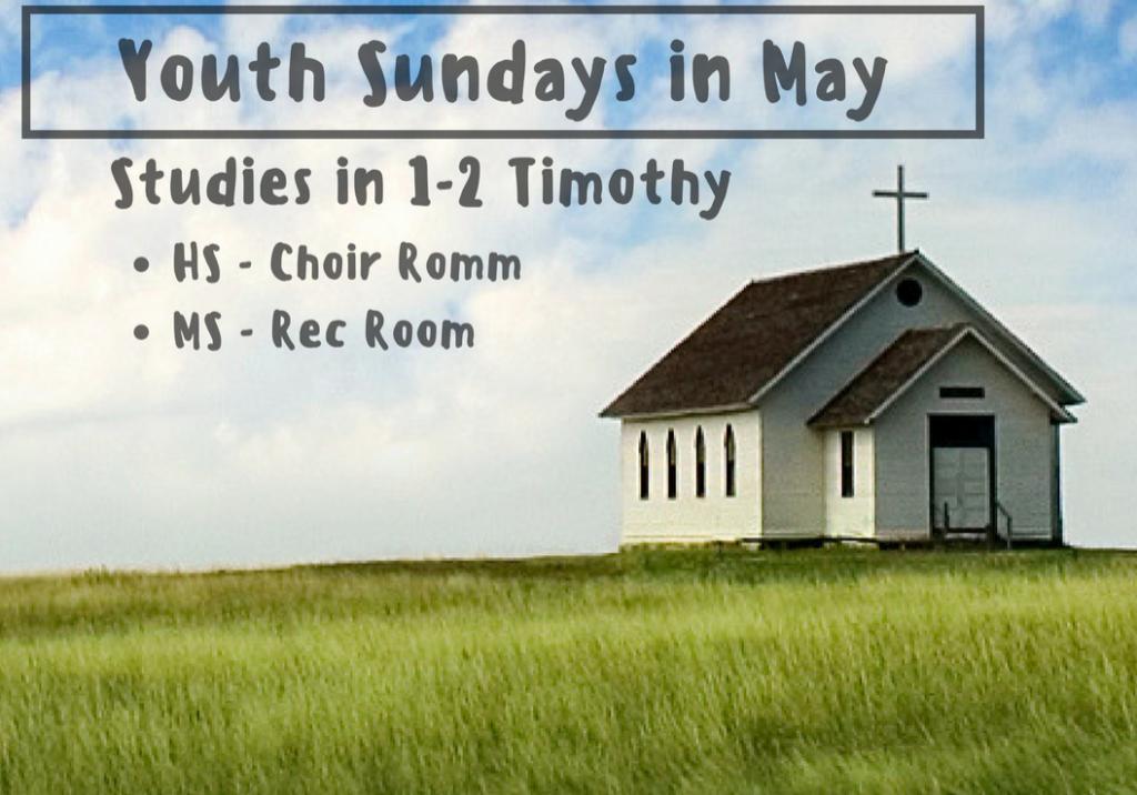 Sundays in May (1)