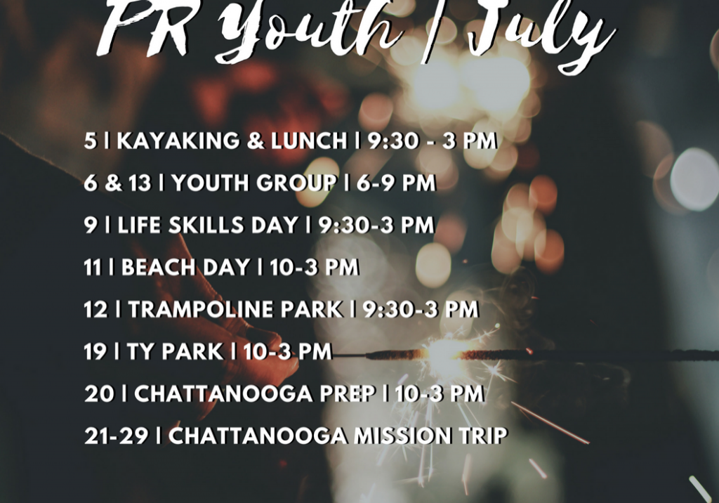Youth July (1)