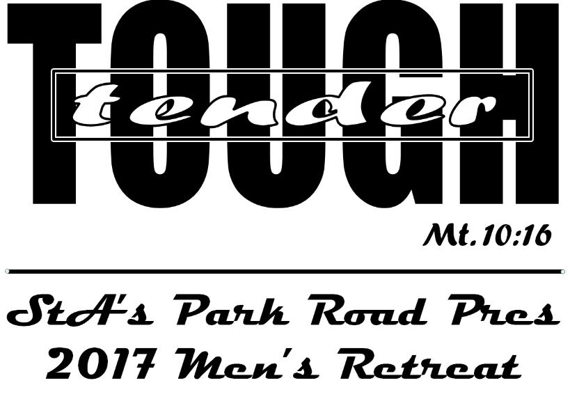 mens retreat logo